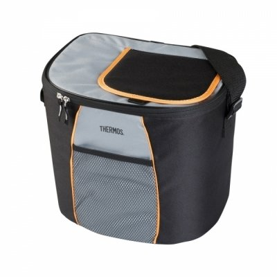 Thermos E5 24 Can Cooler - Black/Gray