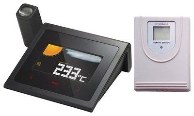 Часы с красной проекцией Uniel UTV-62