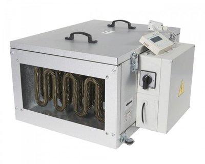 Приточная вентиляционная установка 1000 м3ч Vents МПА 1200 Е3 (LCD)