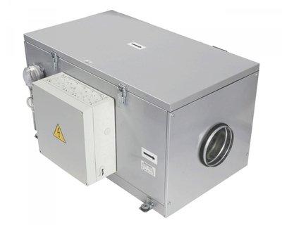 Приточная вентиляционная установка 500 м3ч Vents ВПА 125-2,4-1 (LCD)