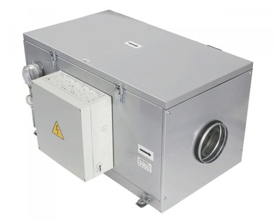 Приточная вентиляционная установка 1500 м3ч Vents ВПА-1 315-9,0-3 (LCD)
