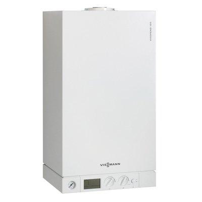 Настенный газовый котел Viessmann Vitopend 100-W турбо, 12 кВт (WH1D514)