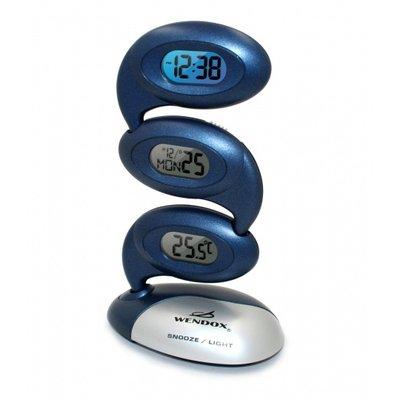 Часы без проекции Wendox W1810 темно-синие