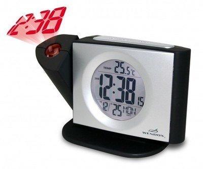 Часы с красной проекцией Wendox W400E-BS