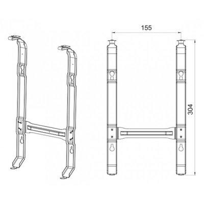 Аксессуар для конвекторов Zilon ZHC-BR 3.0