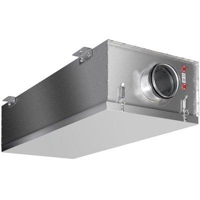 Приточная вентиляционная установка 500 м3ч Аэроблок ECO 160/1-2,4/1-А