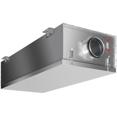 Приточная вентиляционная установка 500 м3ч Аэроблок ECO 200/1-6,0/2-А