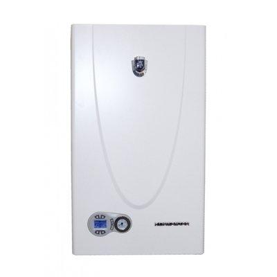 Настенный газовый котел Koreastar Premium-16E White / Silver TURBO