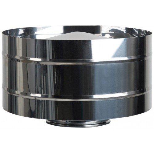 Аксессуар для отопления Смирнов Оголовок с дефлектором 330*250 фото