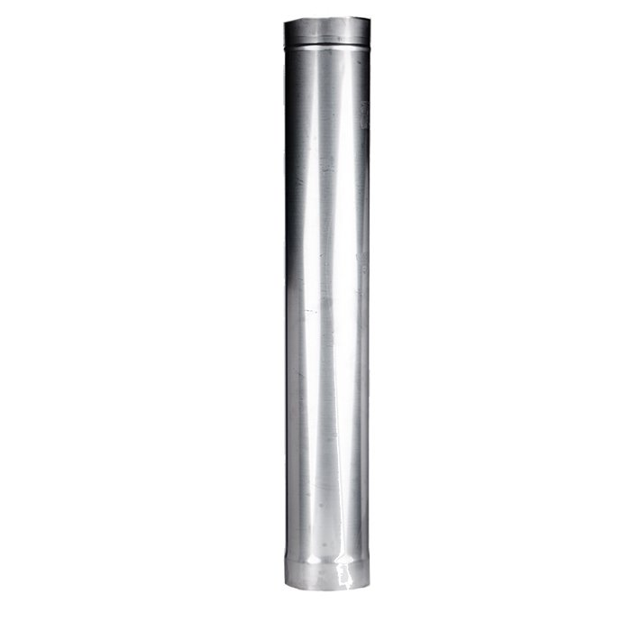 Купить Аксессуар для отопления Смирнов Труба 1м 130 в интернет магазине климатического оборудования