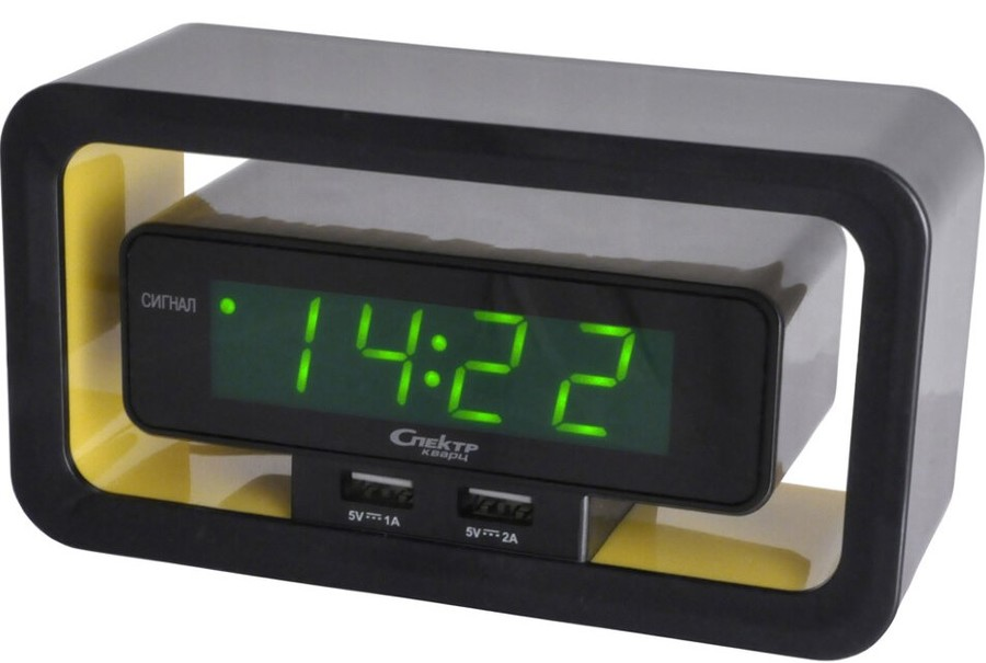 Проекционные часы Спектр Спектр СК 0723-Ч-З
