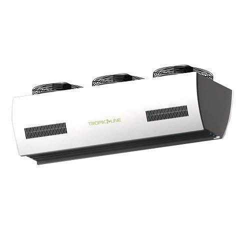 Купить Электрическая тепловая завеса  9 кВт Тропик D410E15 TECHNO в интернет магазине климатического оборудования