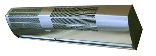 Купить Электрическая тепловая завеса 12 кВт Тропик T106E20 Techno в интернет магазине климатического оборудования