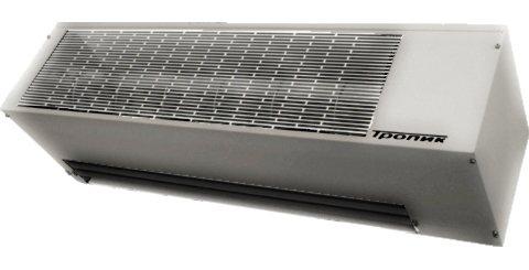 Купить Электрическая тепловая завеса 12 кВт Тропик X414E15 Techno в интернет магазине климатического оборудования