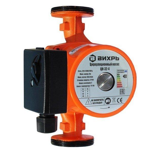 Купить Насос ГВС Вихрь ЦН-32-4 в интернет магазине климатического оборудования